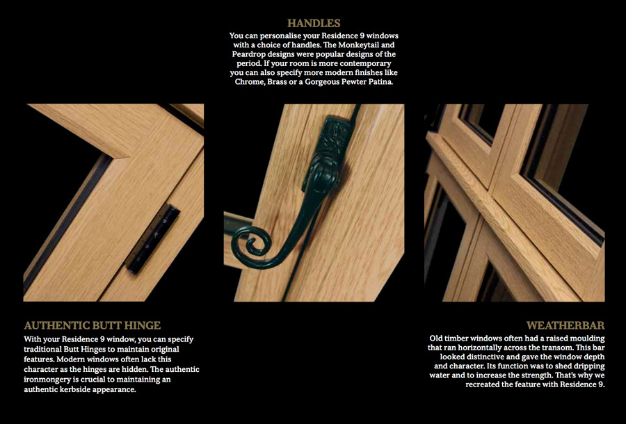 patina hinges aston windows systems limited